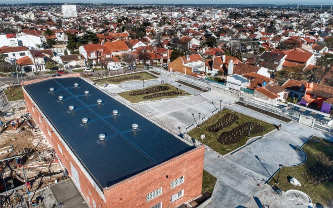 OSSE comienza a llenar la cisterna del moderno Centro de Abastecimiento de Agua de Tucumán y Almafuerte