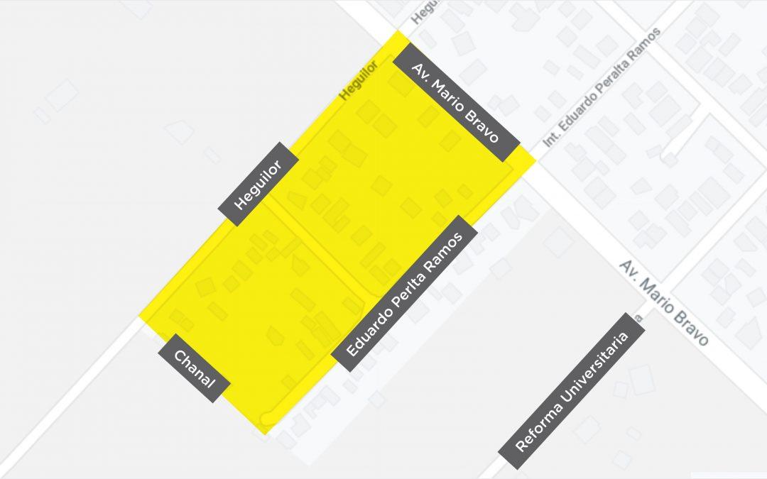 """OSSE llamó a licitación para ejecutar  ampliación de la red cloacal en el barrio """"Las Heras"""""""