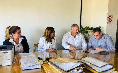 OSSE licitó obra de ampliación de la red de agua en Alto Camet