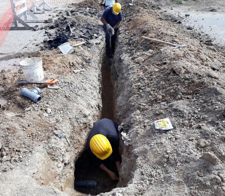 OSSE continuará con la ampliación de la red de agua en Alto Camet