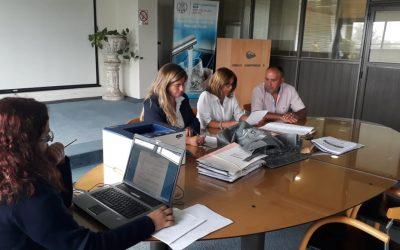 Las Heras: Se conocieron propuestas para ejecutar la ampliación de la red colectora cloacal