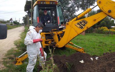 Covid-19: Decidido accionar de Obras Sanitarias buscando garantizar la prestación de los servicios