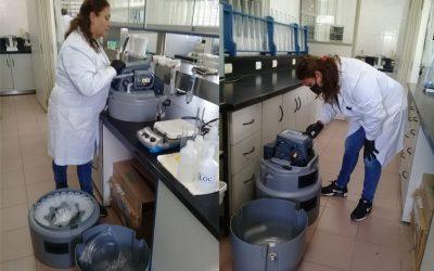 OSSE incorporó nueva tecnología para el análisis del efluente cloacal