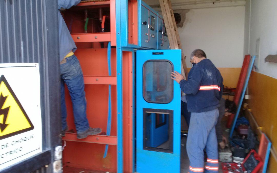 OSSE trabaja en el mejoramiento operativo del Emisario Submarino