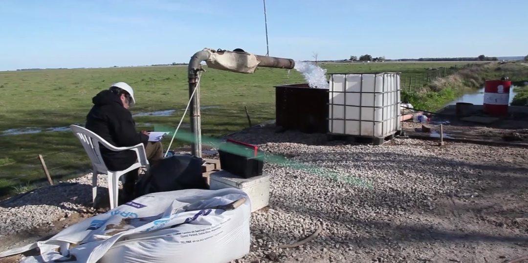 Agua: Habilitan nuevos pozos del Acueducto Oeste