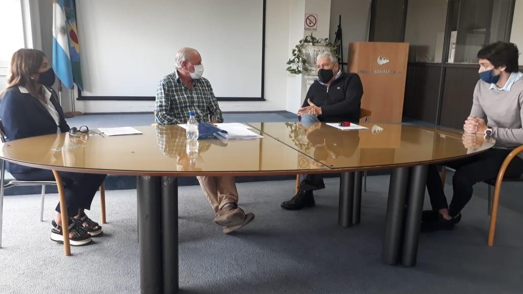 Agua: OSSE confirmó la ampliación de la red en zona norte