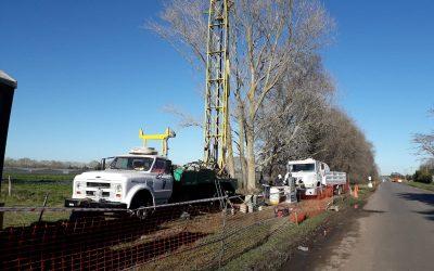 Agua: OSSE trabaja en ensayos para determinar  nuevas fuentes de captación