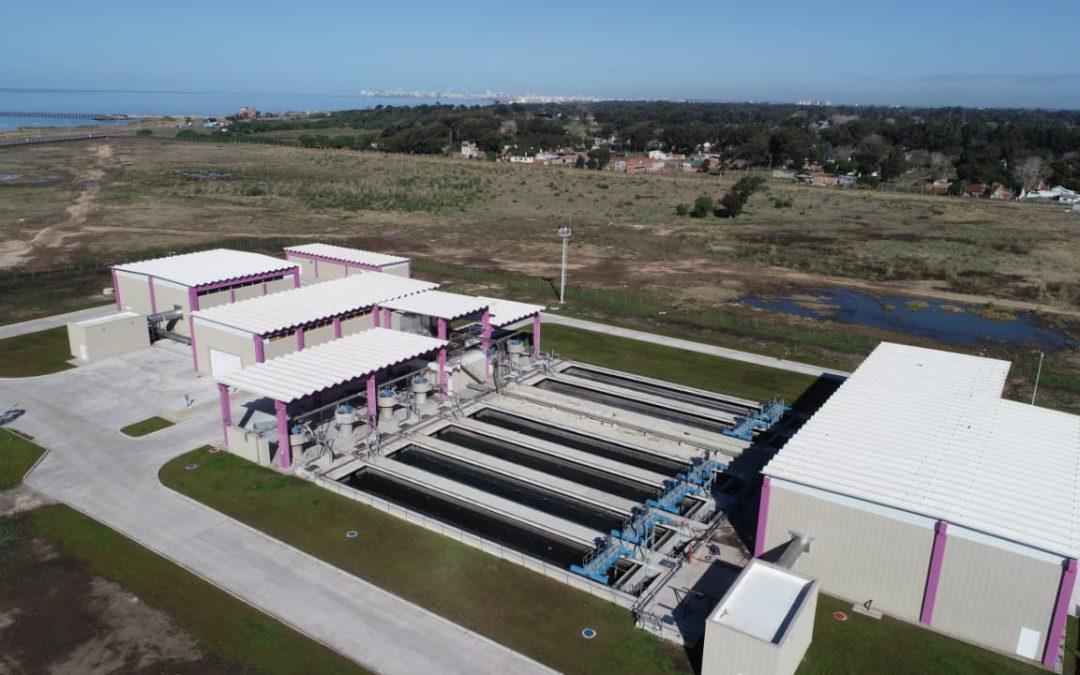 Se celebra el primer aniversario de la Estación Depuradora de Aguas Residuales