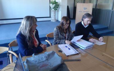 OSSE apunta a potenciar la  Estación Elevadora Cloacal de Punta Mogotes